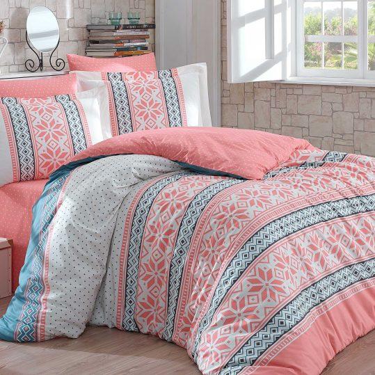 Купить Carla персиковый Hobby постельное белье