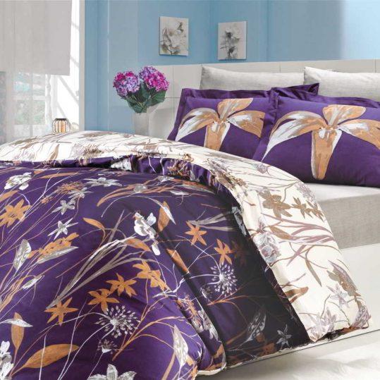 Купить Clarinda фиолетовый Hobby постельное белье