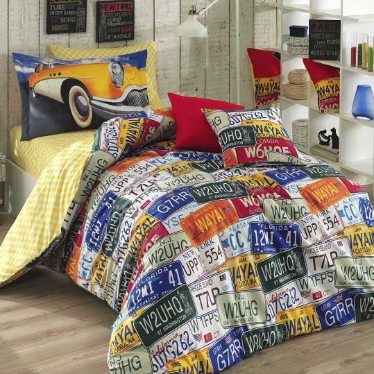 Купить Classica желтый Hobby постельное белье