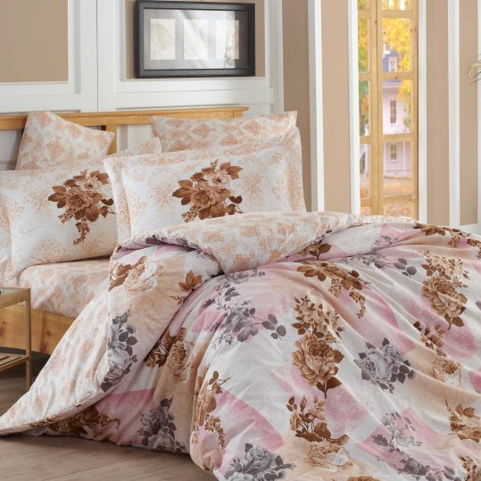 Купить Elvira розовый Hobby постельное белье
