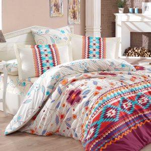 Купить Francesca бордовый Hobby постельное белье