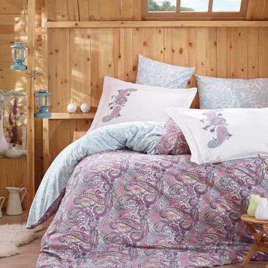 Купить Giulia фиолетовый Hobby постельное белье