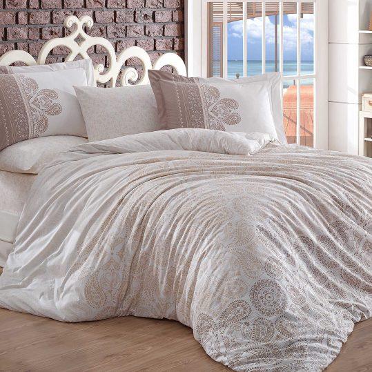 Купить Irene бежевый Hobby постельное белье