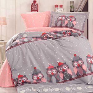 Купить Linda серый Hobby постельное белье