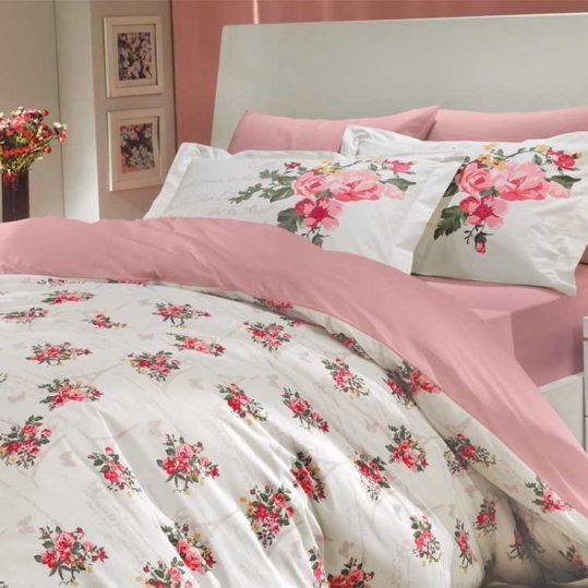 Купить Paris Spring розовый Hobby постельное белье