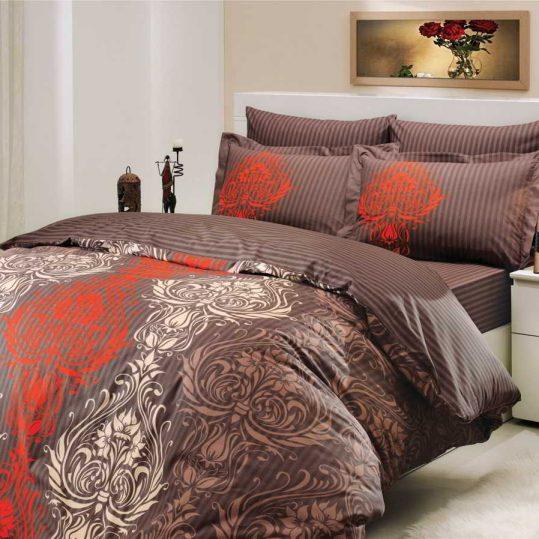 Купить Royal коричневый Hobby постельное белье