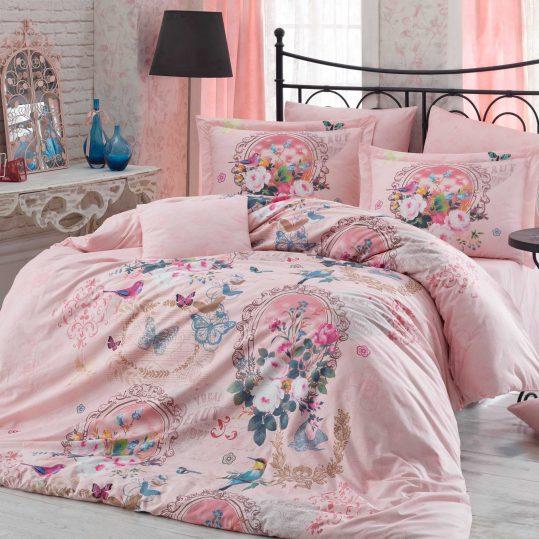 Купить Serefina персиковый Hobby 3D постельное белье