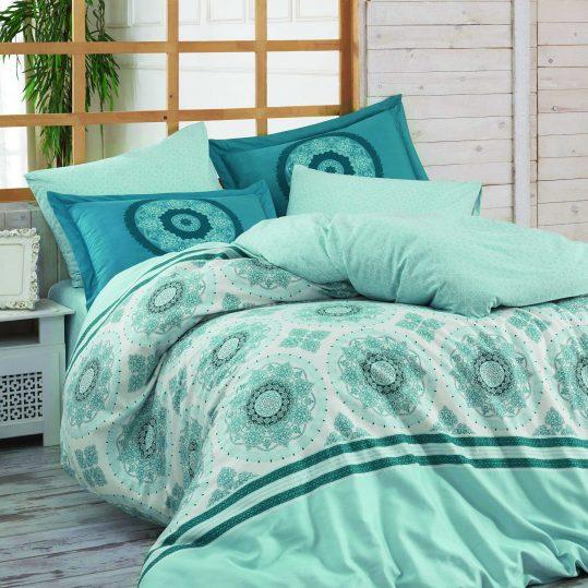 Купить Silvana голубой Hobby постельное белье