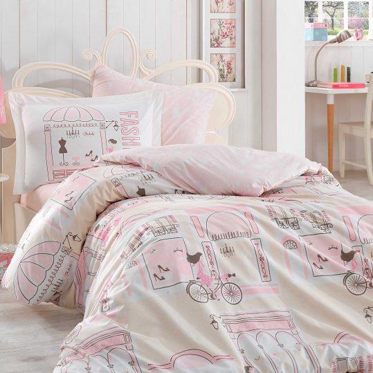 Купить Sonia розовый Hobby постельное белье