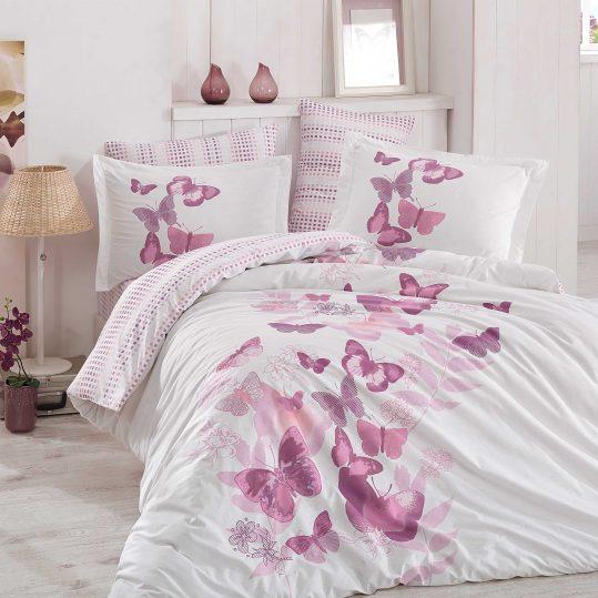 Купить Sueno фиолетовый Hobby постельное белье