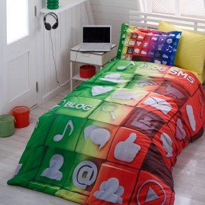 Купить Tweet Hobby 3D постельное белье