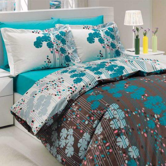 Купить Ventura бирюзовый Hobby постельное белье