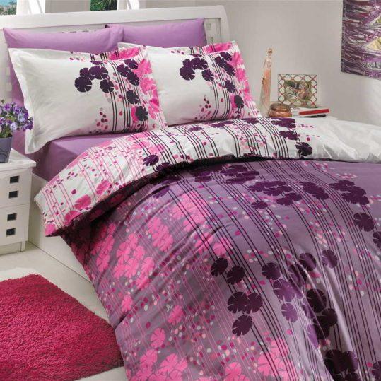 Купить Ventura лиловый Hobby постельное белье
