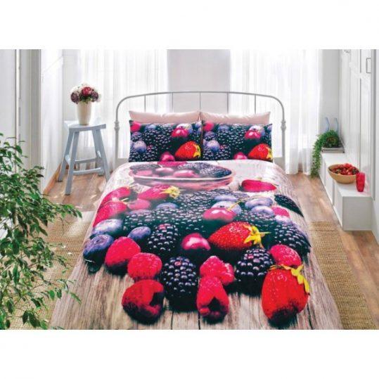 Купить Berry V01 Красный TAC постельное белье