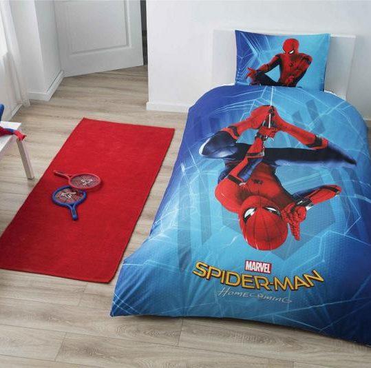 Купить Spiderman Home Coming Disney TAC детское постельное белье