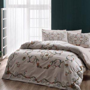 Купить Milena v01 Pembe TAC постельное белье