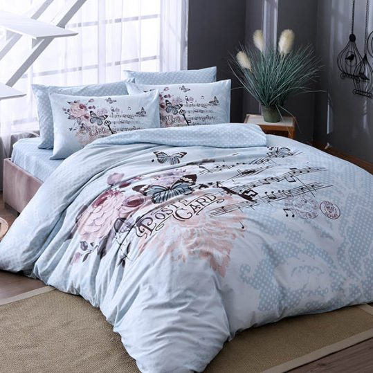 Купить Sierra V03 Mavi TAC постельное белье