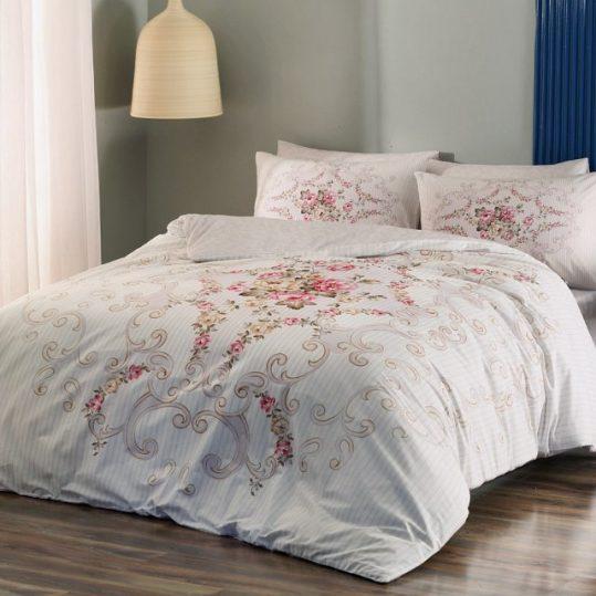 Купить Yasmin V02 Pembe TAC постельное белье