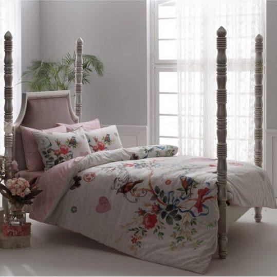 Купить Joselyn V01 розовый TAC постельное белье