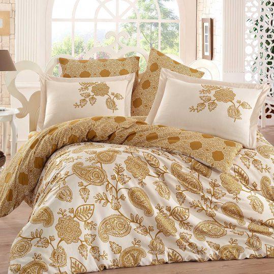 Купить Antonia бежевый Exclusive Sateen Hobby постельное белье