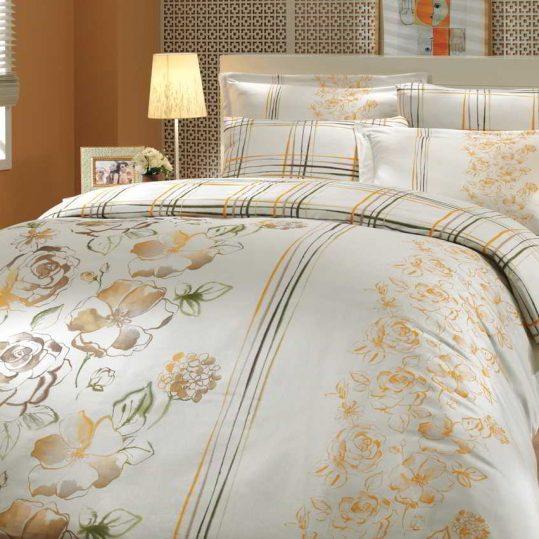 Купить Arabella бежевый Exclusive Sateen Hobby постельное белье