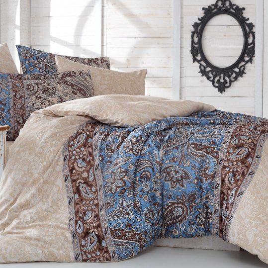 Купить Caterina бежевый Exclusive Sateen Hobby постельное белье