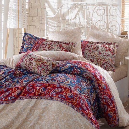 Купить Caterina красный Exclusive Sateen Hobby постельное белье