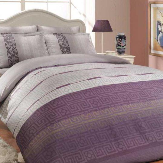 Купить Denim фиолетовый Exclusive Sateen Hobby постельное белье