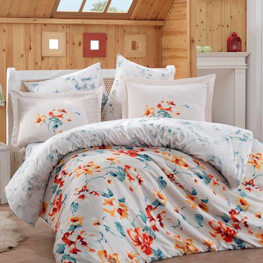 Купить Lavida красный Exclusive Sateen Hobby постельное белье