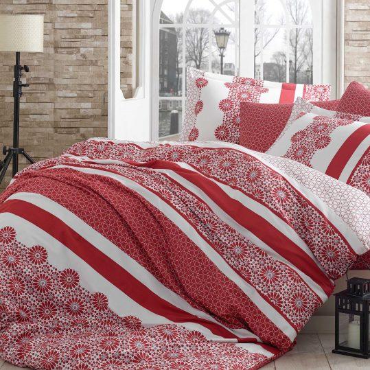 Купить Lisa красный Exclusive Sateen Hobby постельное белье