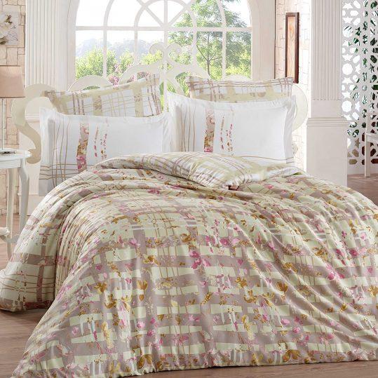 Купить Lorenza желтый Exclusive Sateen Hobby постельное белье