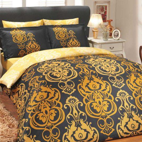 Купить Monart золотистый Exclusive Sateen Hobby постельное белье