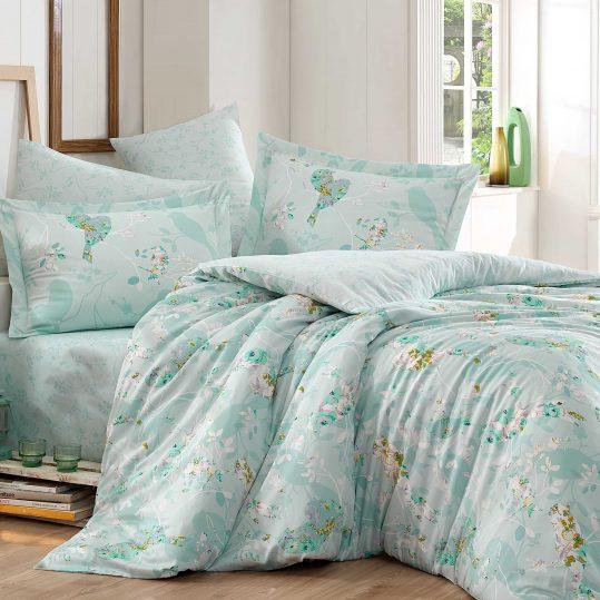 Купить Mystery зеленый Exclusive Sateen Hobby постельное белье