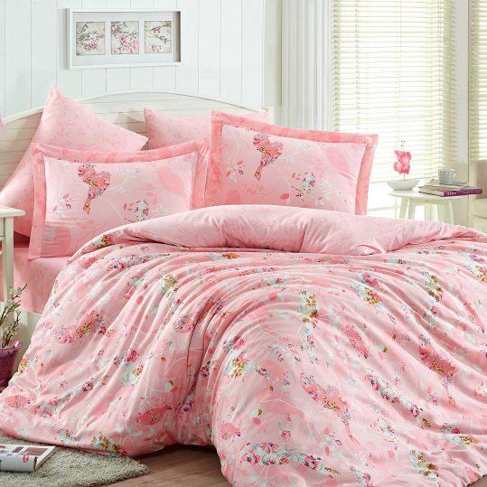 Купить Mystery персиковый Exclusive Sateen Hobby постельное белье