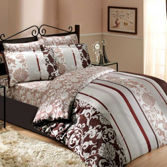 Купить Oriental коричневый Exclusive Sateen Hobby постельное белье