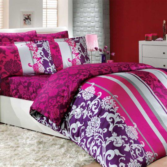 Купить Oriental фуксия Exclusive Sateen Hobby постельное белье