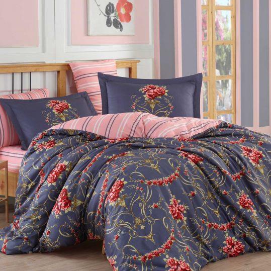 Купить Ornella красный Exclusive Sateen Hobby постельное белье