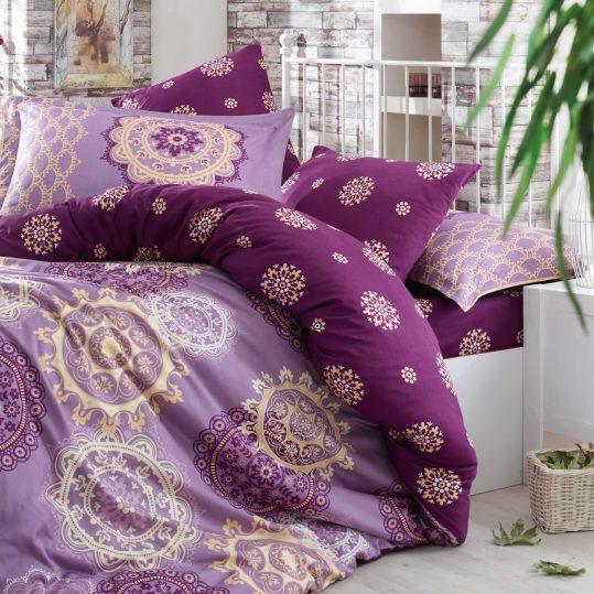 Купить Ottoman фиолетовый Exclusive Sateen Hobby постельное белье