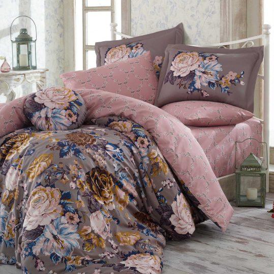 Купить Rosanna серый Exclusive Sateen Hobby постельное белье
