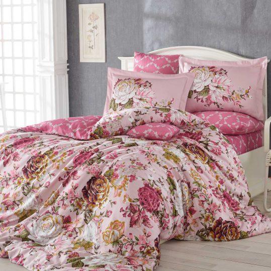 Купить Rosanna розовый Exclusive Sateen Hobby постельное белье