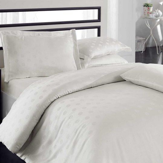Купить Round кремовый Bamboo Diamond Hobby постельное белье