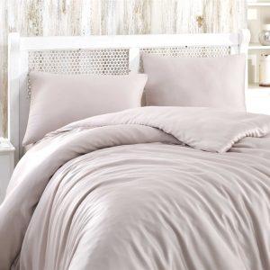 Купить Soft бежевый Bamboo Hobby постельное белье