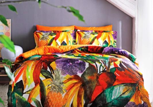 Купить Aurelio V01 Oranj TAC постельное белье