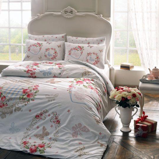 Купить Love and Roses TAC постельное белье
