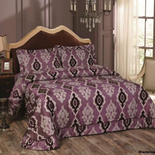 Купить Azura фиолетовый Arya покрывало