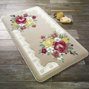 Купить June Kirmizi Confetti коврик для ванной