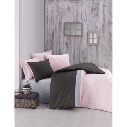 Купить Pudra Plain Line Cotton Box постельное белье