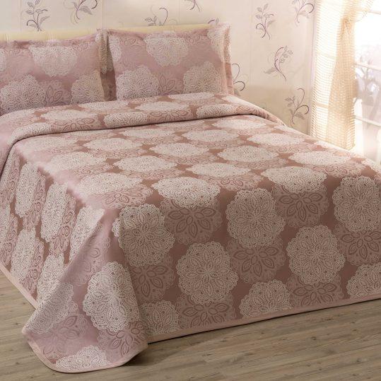 Купить Roseum Pink Tropik home покрывало