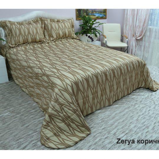 Купить Zerya коричневый Arya покрывало